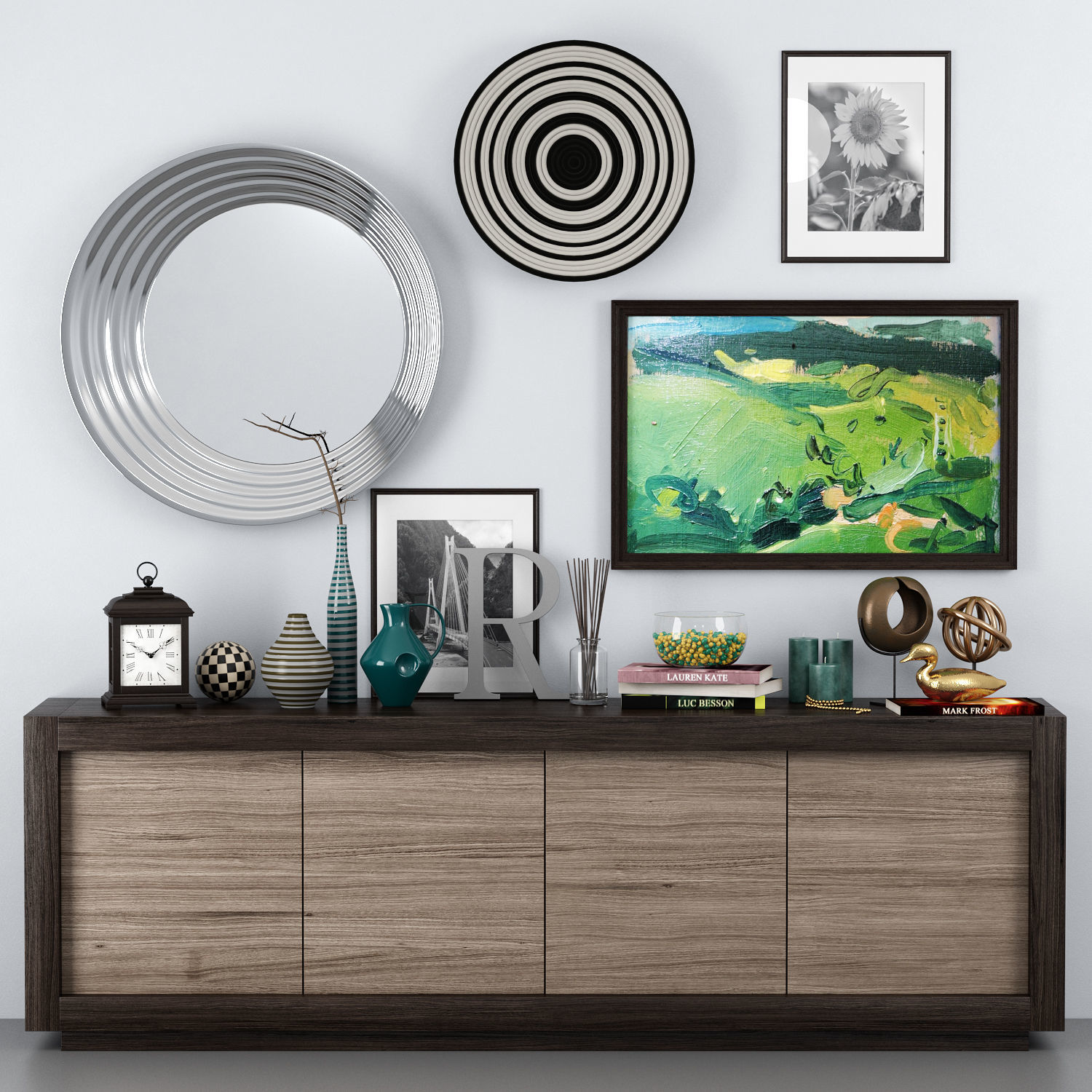 Picasso sideboard - Riflessi