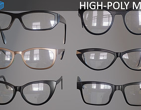 3D Glasses Eyewear and Spectacles