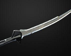 3D print model Sword of Alita from Alita Battle Angel
