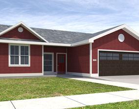 House-089 3D model