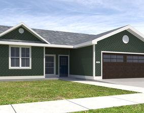3D model House-091