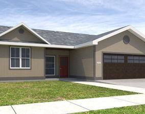 House-092 3D model