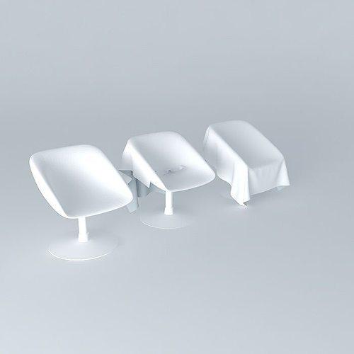 chair marvelous 3d model max obj 3ds fbx stl dae 1