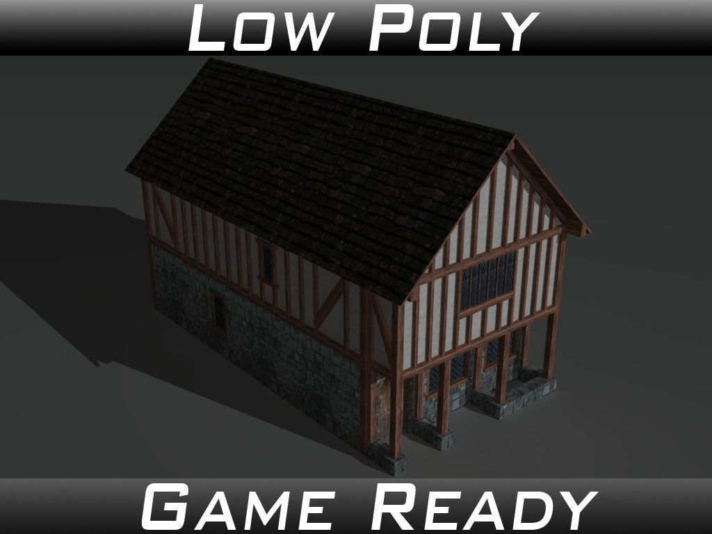 Medieval Building 02