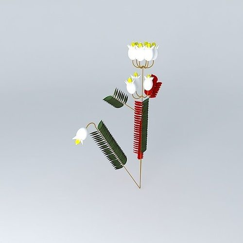 Flower obj free download