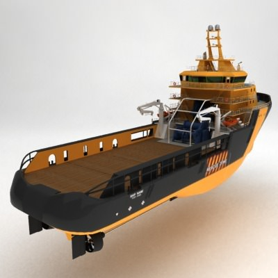 anchor handling tug supply ship 01 3d model max obj 3ds fbx mtl tga 19