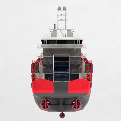 anchor handling tug supply ship 01 3d model max obj 3ds fbx 7
