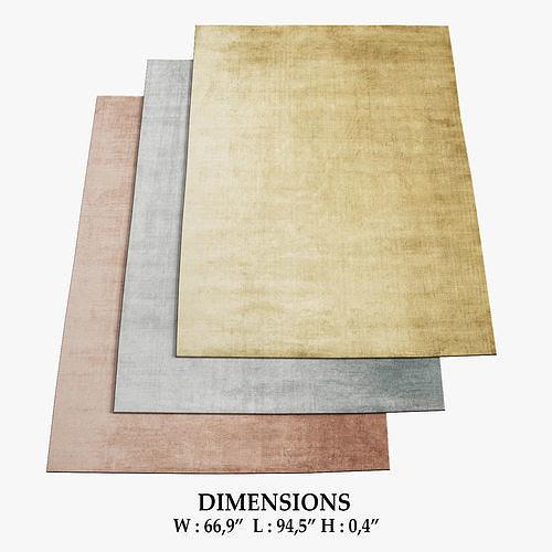 simplicity rugs 242 3d model max obj mtl fbx 1