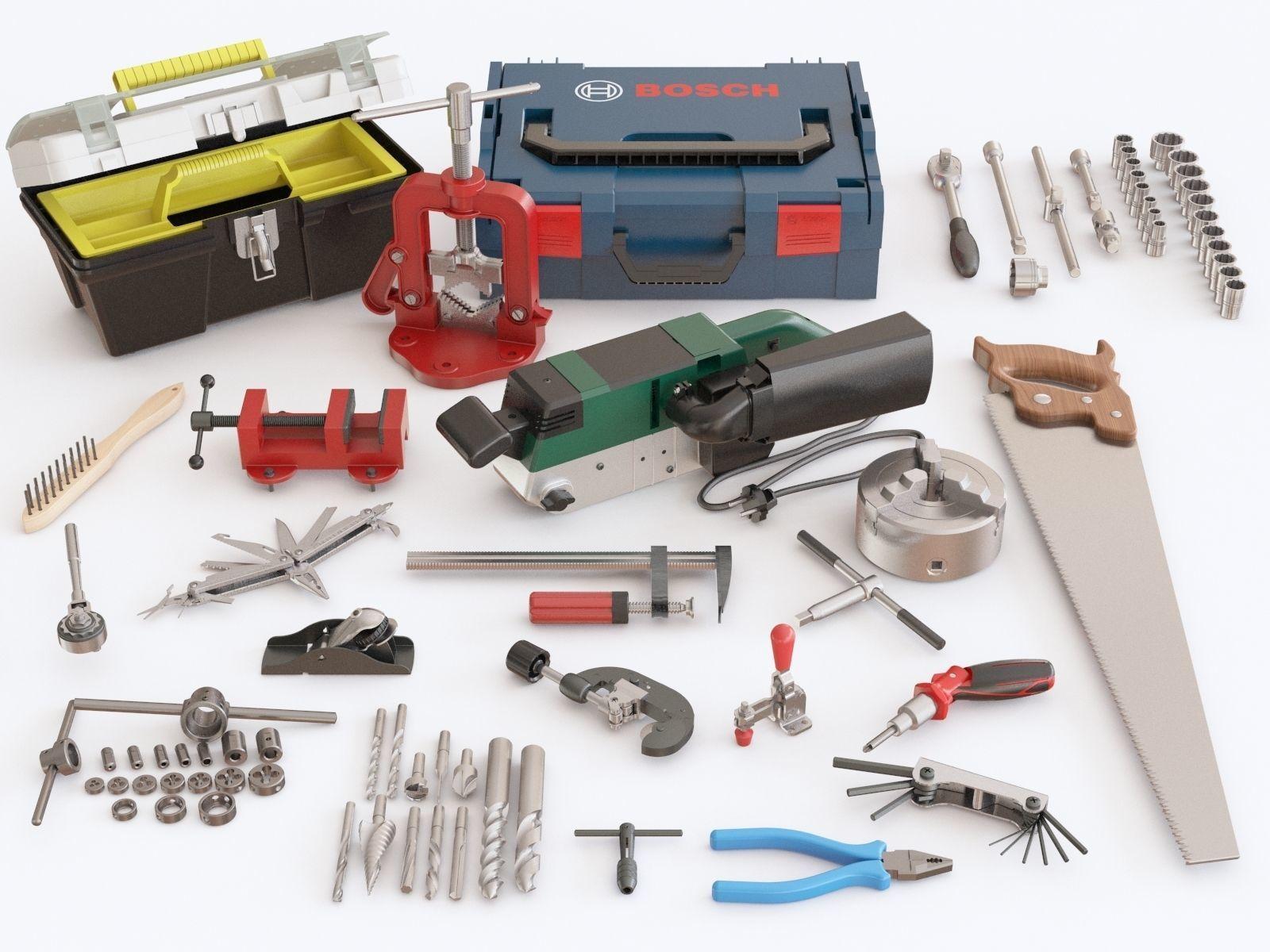 Tools vol 04