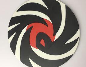 Radwimps Logo Coaster 3D print model