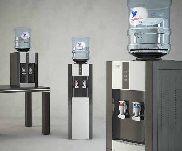dispenser 3d model max obj mtl fbx 1