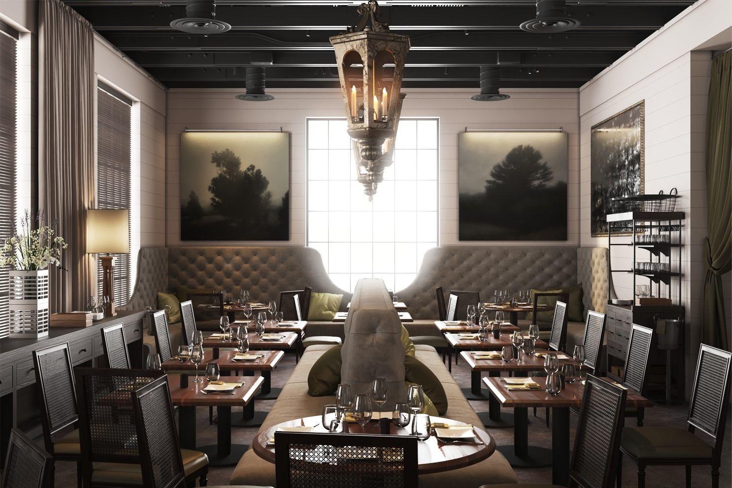 La V Restaurant in Austin Texas