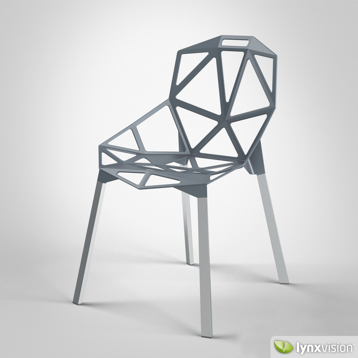 magis chair one 3d model. chair one - magis 3d model max obj fbx stl mtl 6 o
