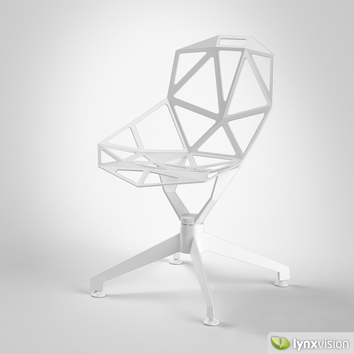 3D Chair One - Magis | CGTrader