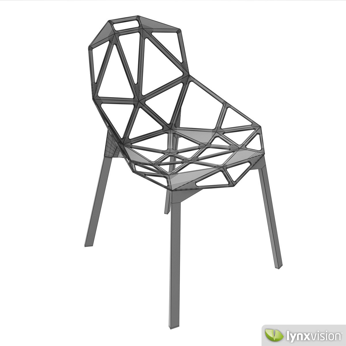 Grcic Chair One 3d chair one magis cgtrader