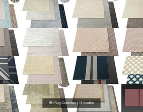 RH Rug Collection 3D