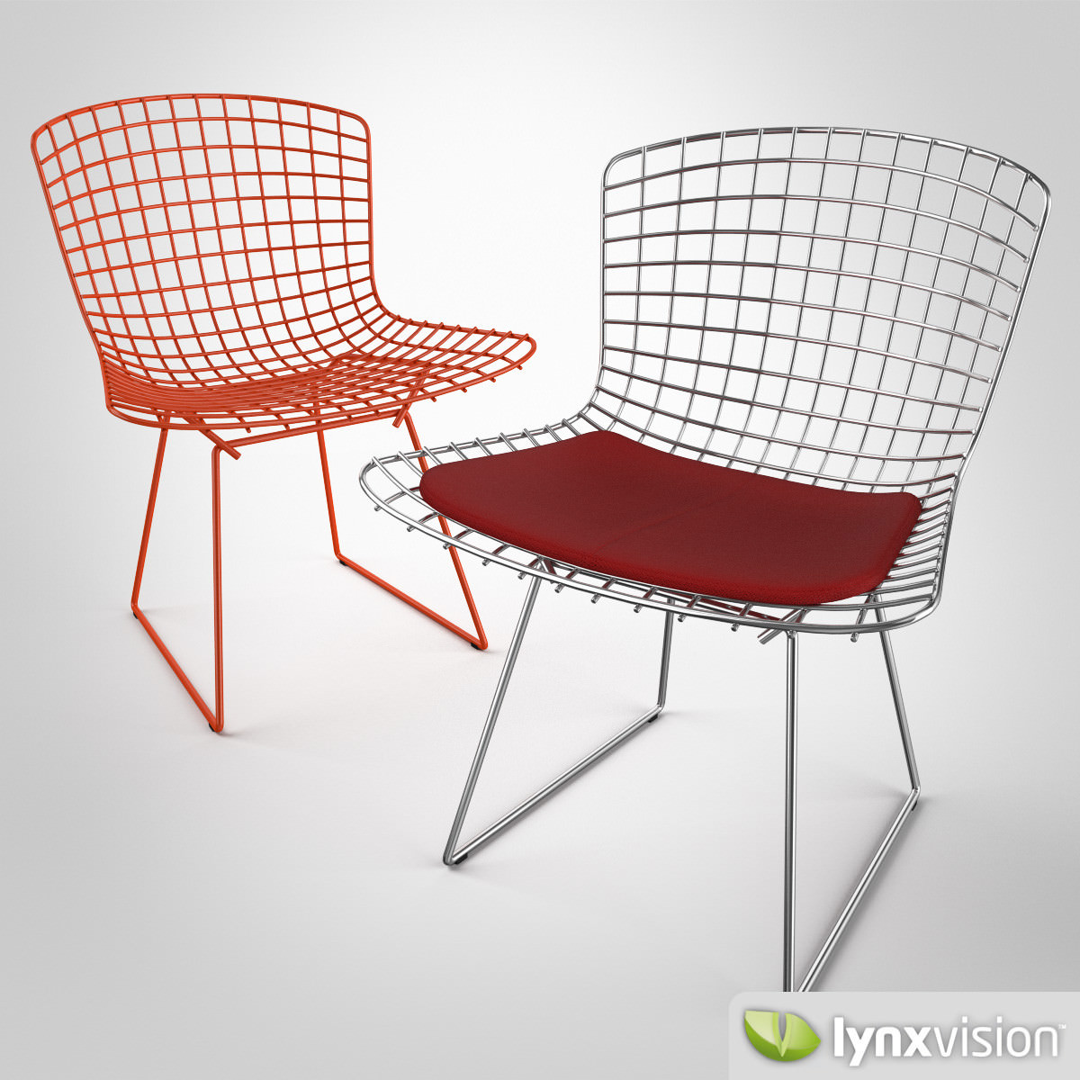 Knoll Bertoia Chair