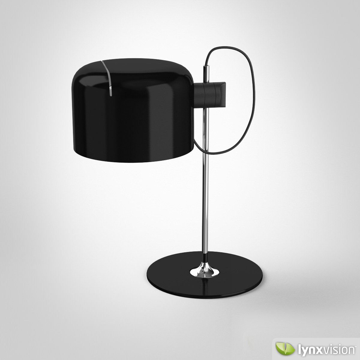 Coup Table Lamp