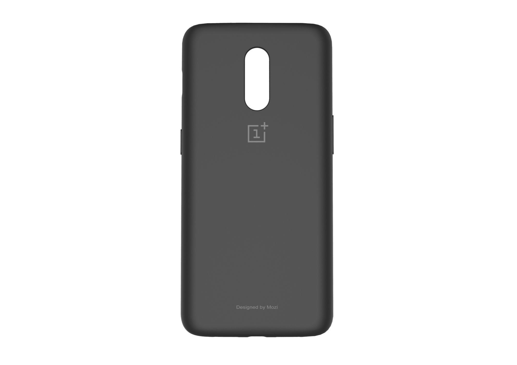 Original Oneplus 6T black Case 3D Model
