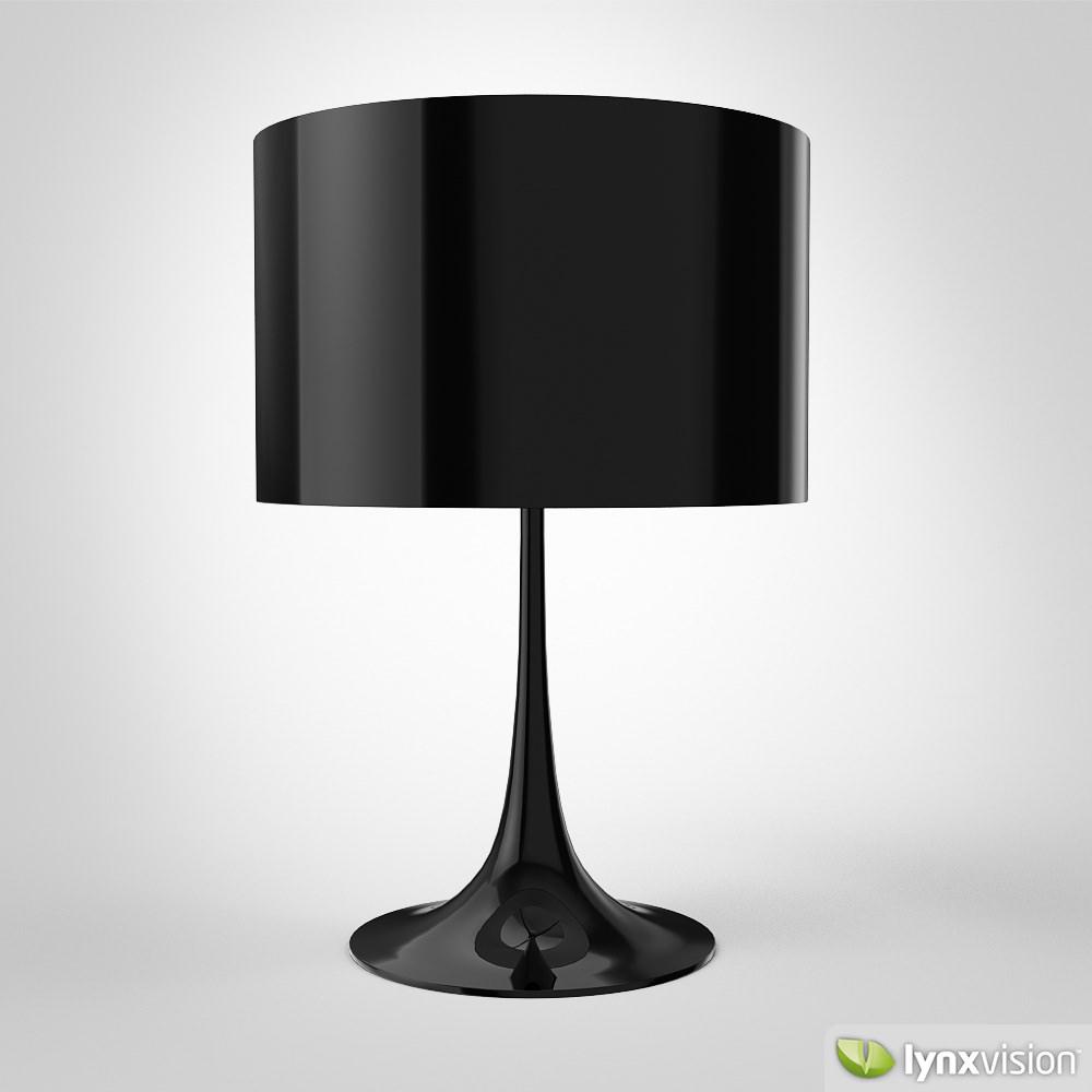 Spun light t table lamp 3d cgtrader spun light t table lamp 3d model max obj fbx mtl 2 mozeypictures Choice Image