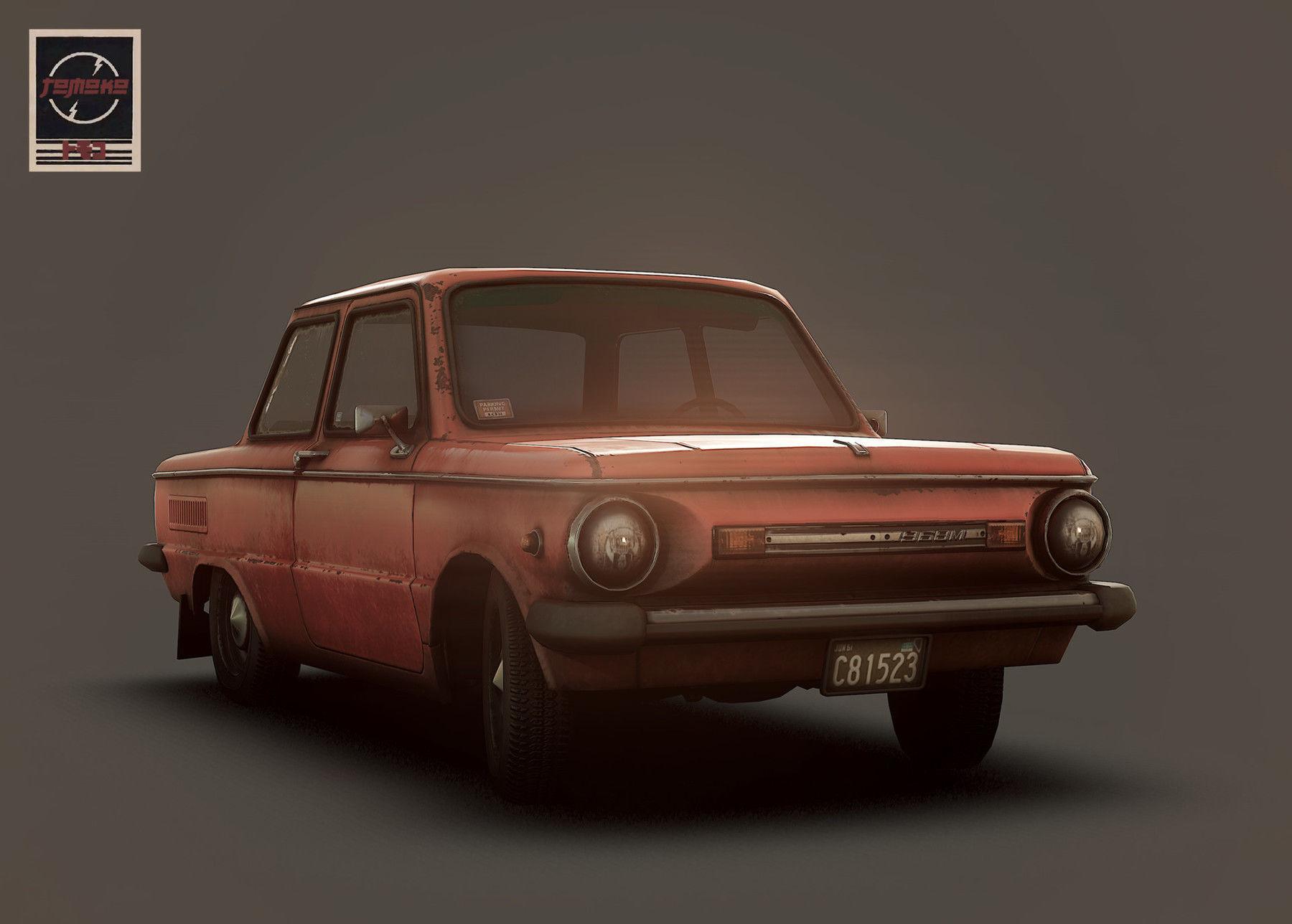 1980 ZAZ Zaporozhec 968M