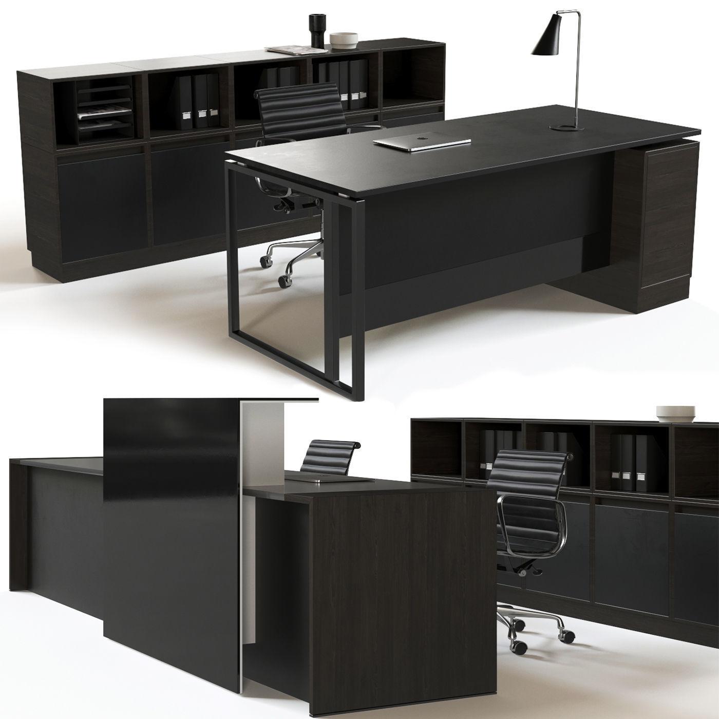 Office Reception Furniture Set