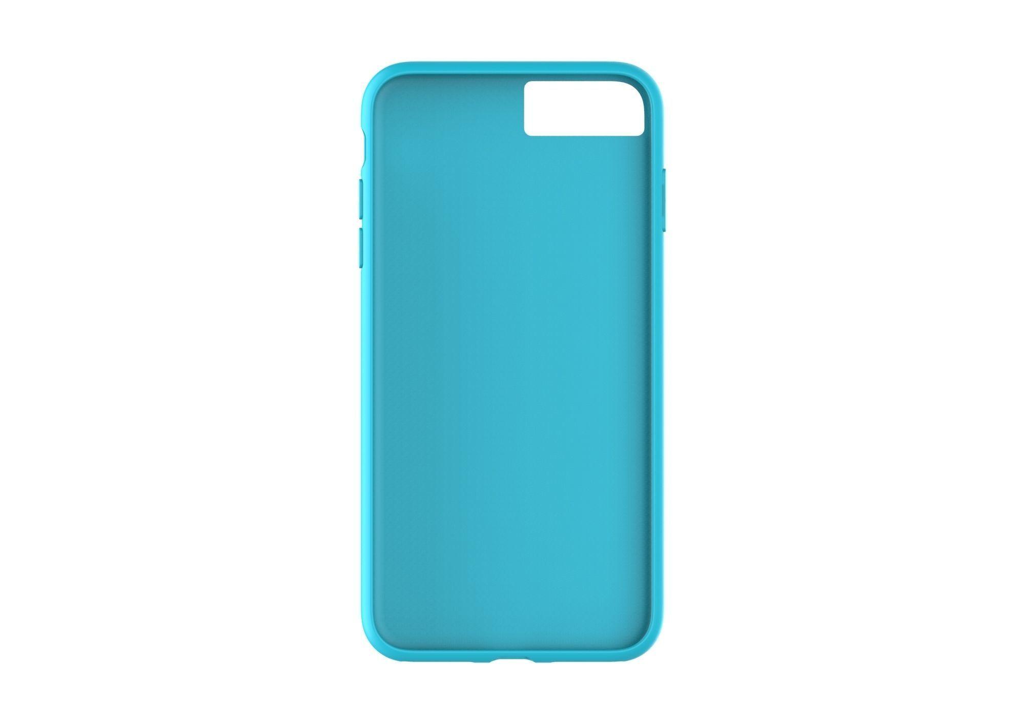 iphone 8plus blue case Original customizable design