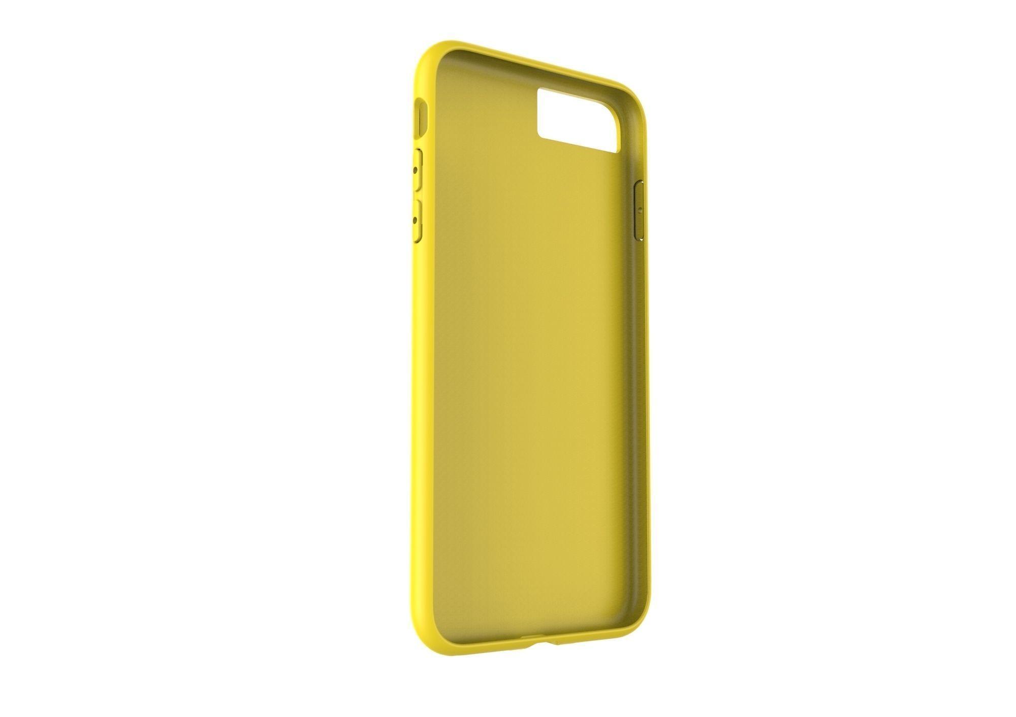 iphone 8plus yellow case Original customizable design