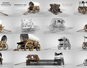 Western Collection 3D model