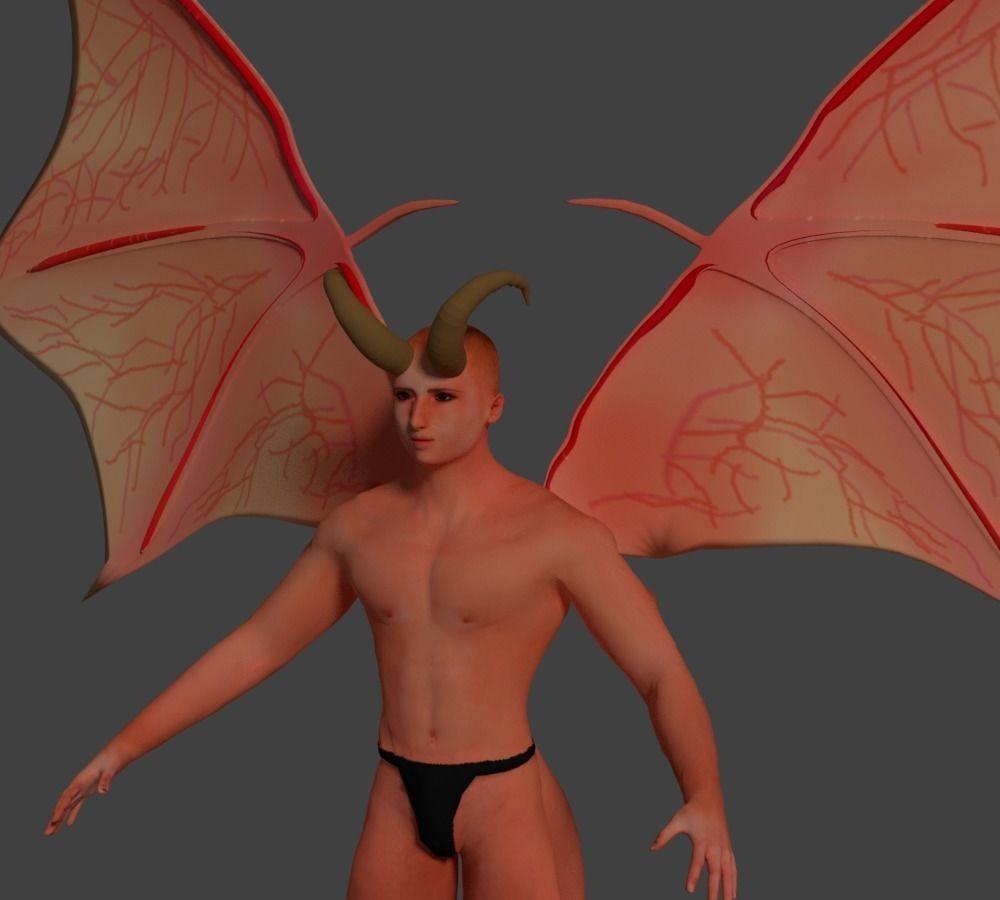 Demon Man Incubus