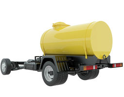 tank chassis cistern 3D Model