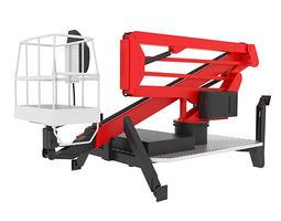 aerial platform 3D Model