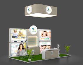 Exhibition Booth Animation : Adobe exhibition stand design gm stand design