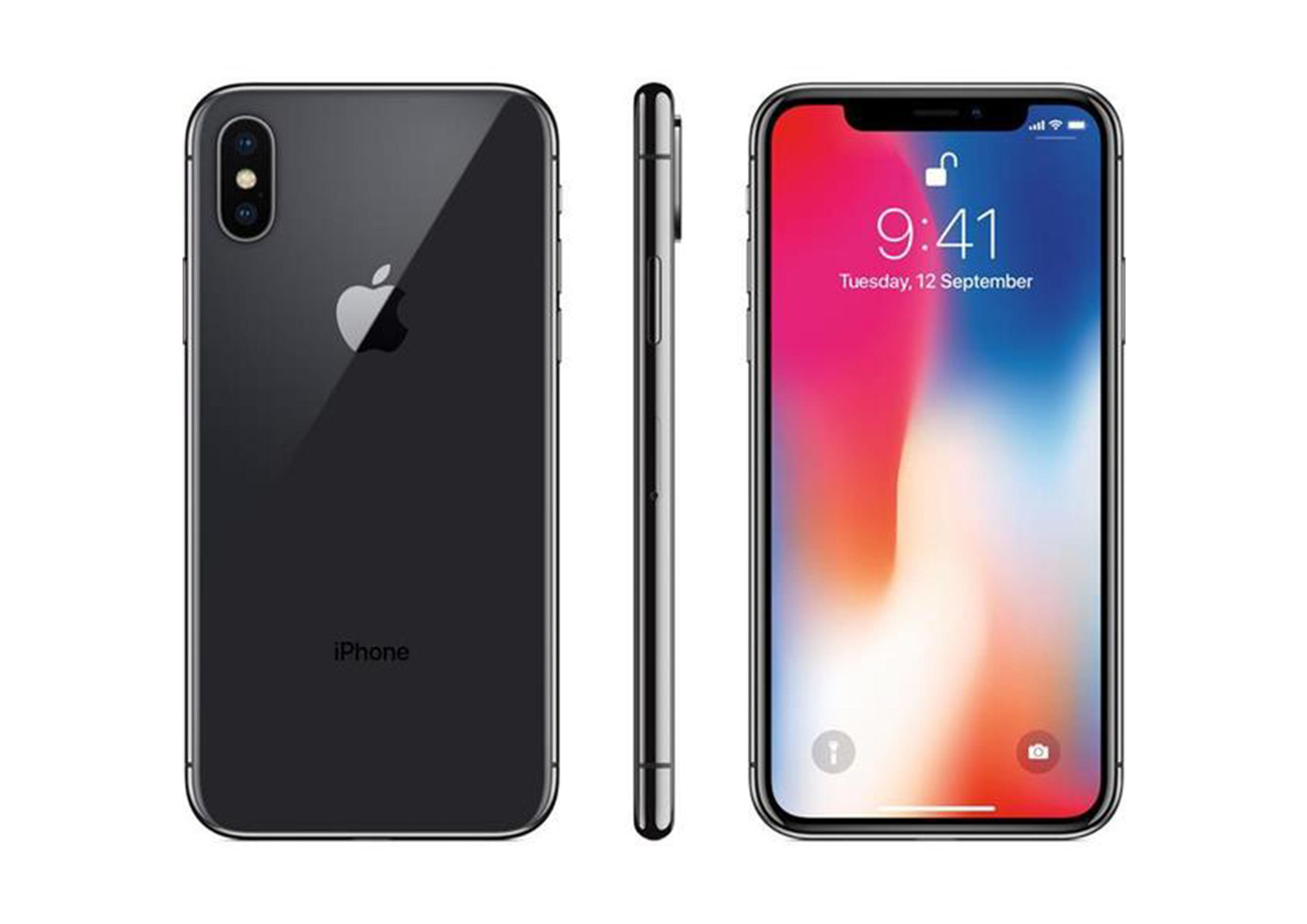 Realistic iphone X