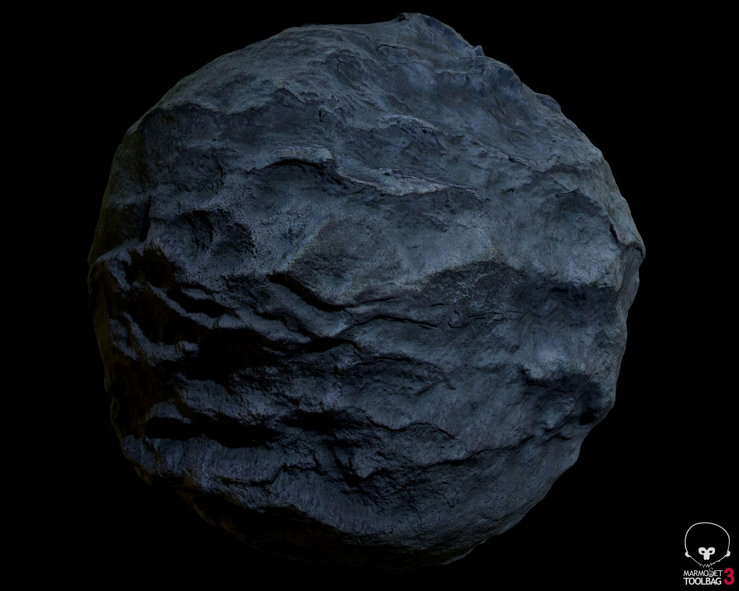 Free Tileable 2K Rocky Texture