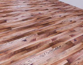 3D Oak wood floor Multitexture