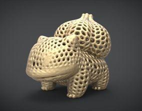 3D print model Bulbasaur Voronoi