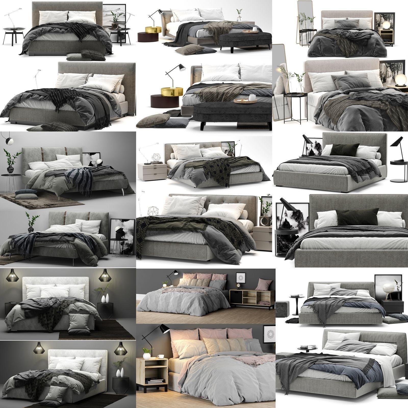 Colection Bed - 10 models