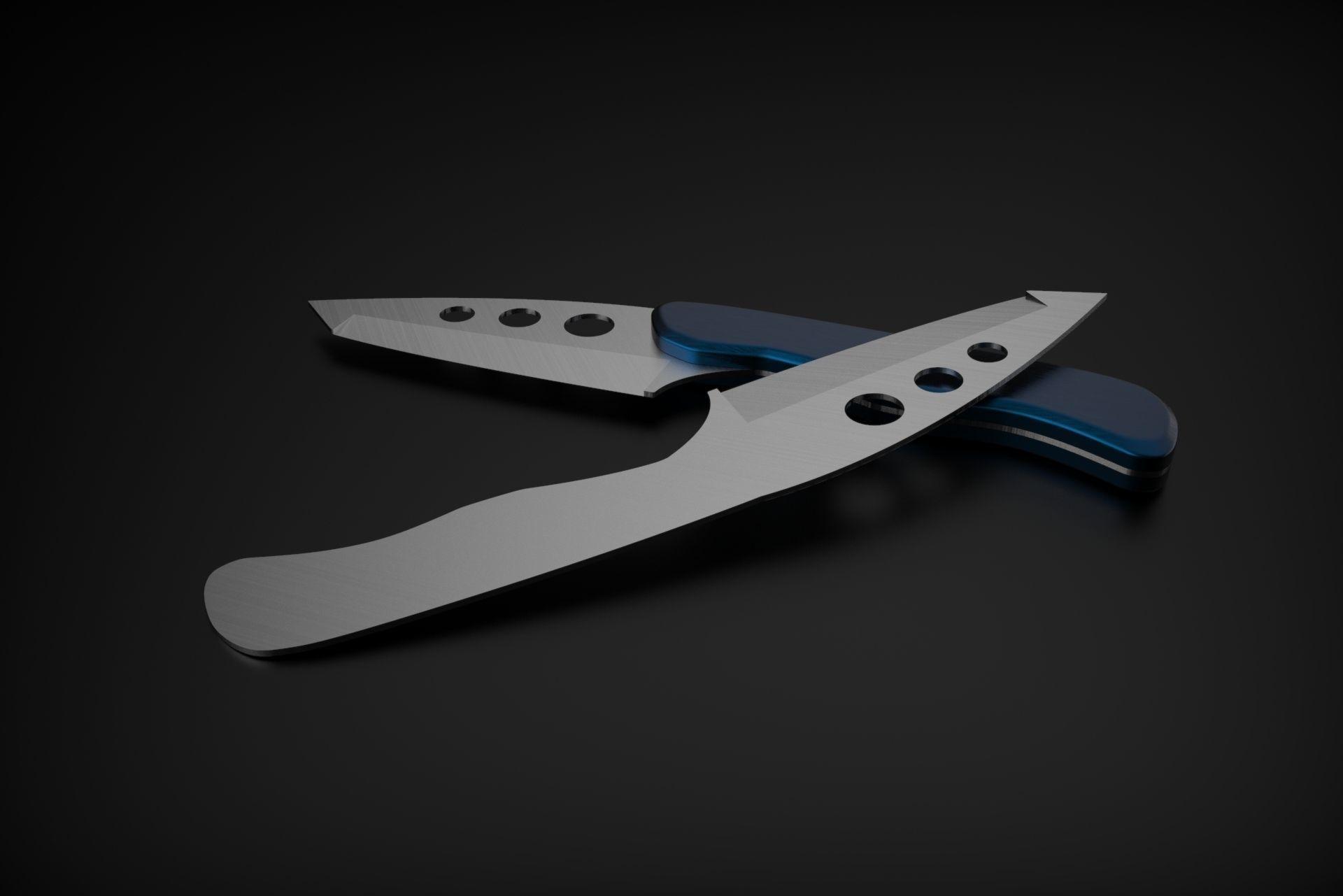 Shark-Knives