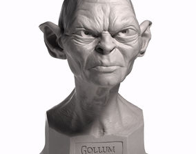 Gollum - Model for printing