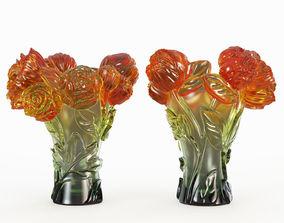 Printable daum vase bouquet