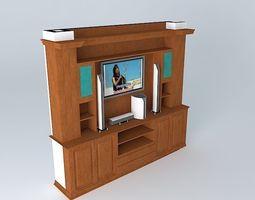 tv board 3D model