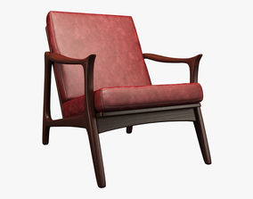3D model Armchair 019