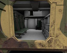 3D model AJAX Scout SV