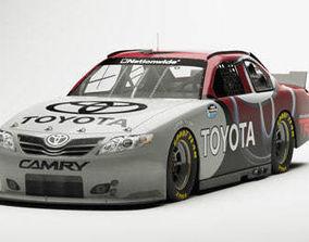 NASCAR Toyota Camry 2011 3D model