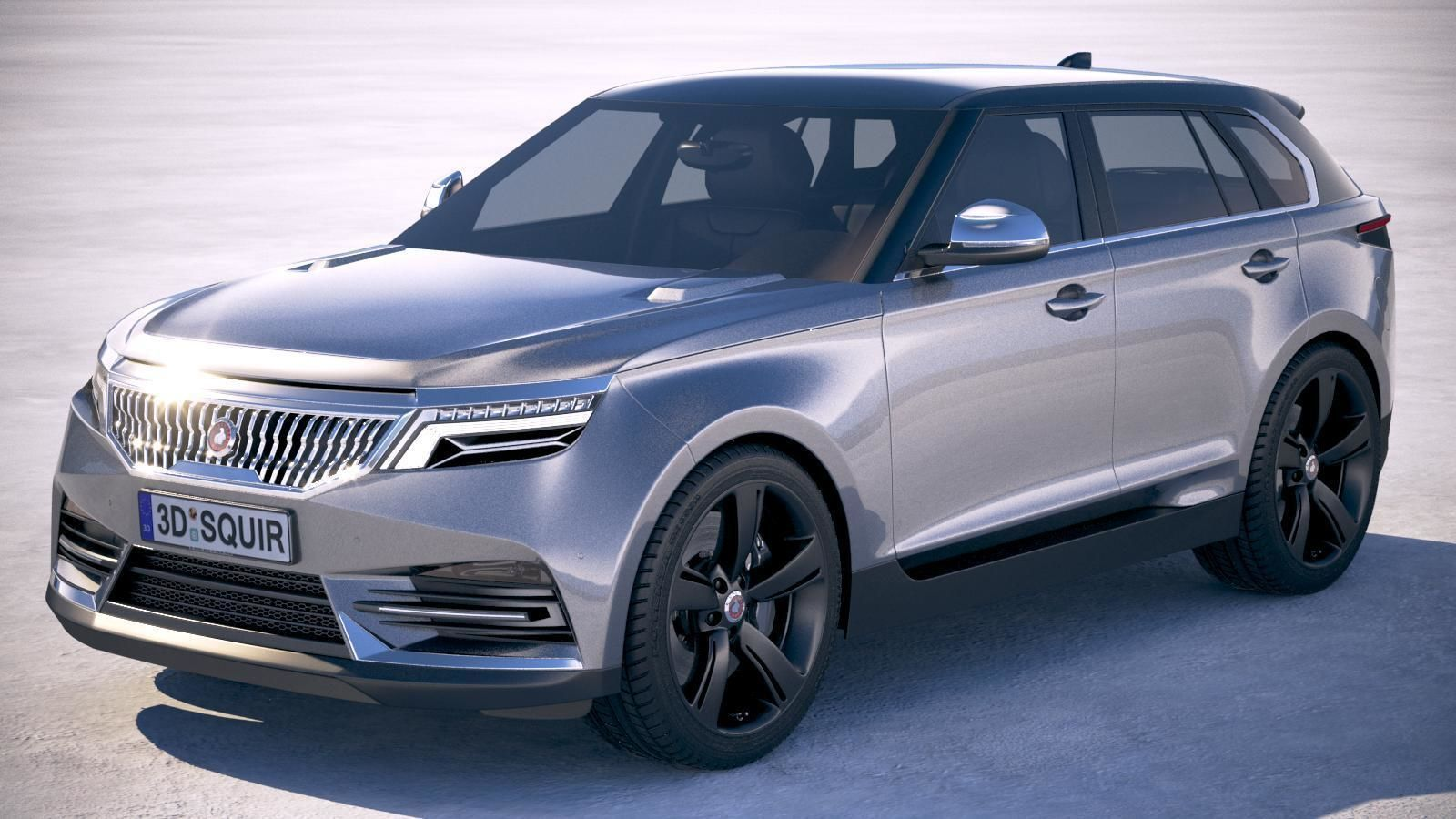 Generic Luxury SUV 2019