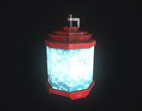 Energy Tank 3D asset