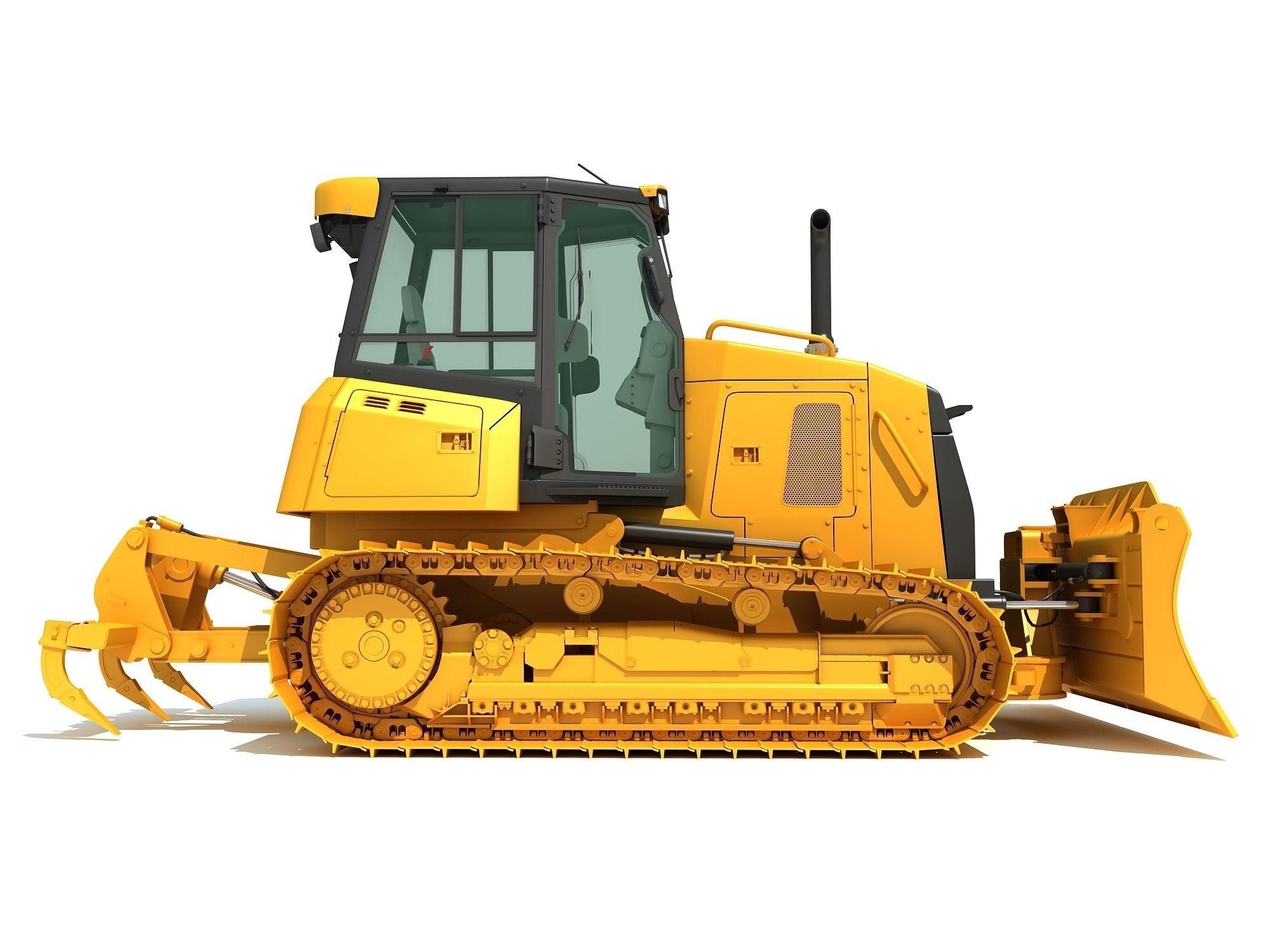 Bulldozer Construction Dozer