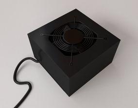Power Supply Unit 3D model