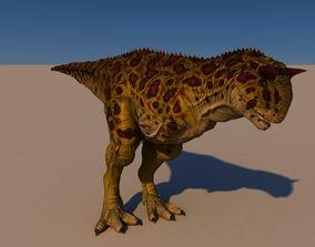3D Carnotaurus